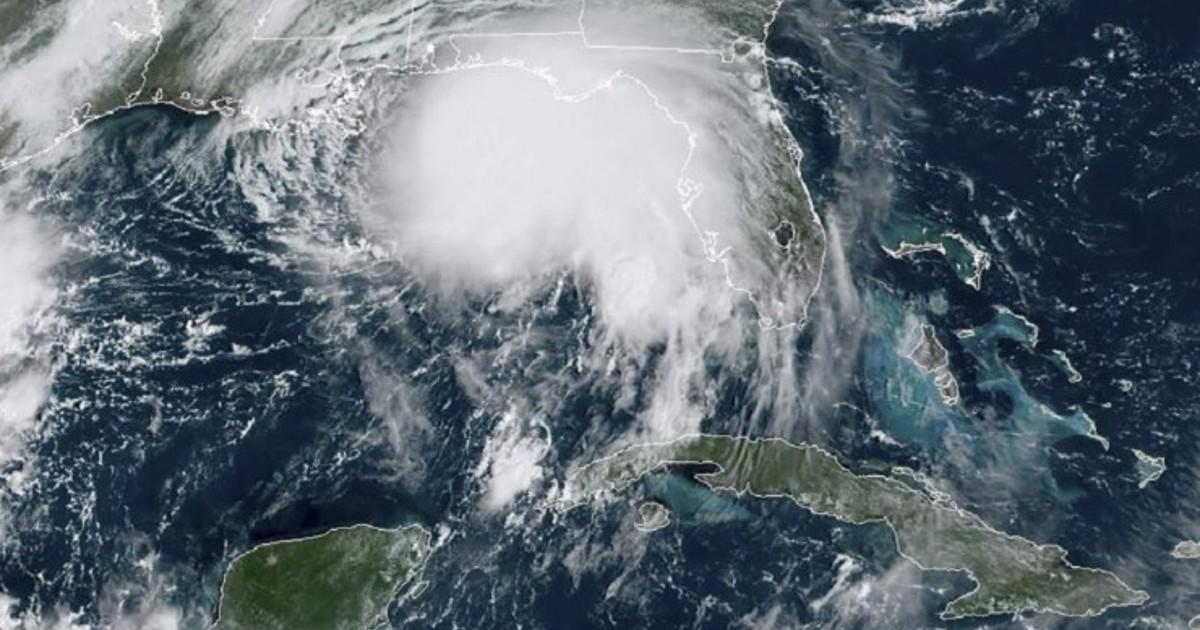Sally se convierte en huracán y pone en alerta a Louisiana