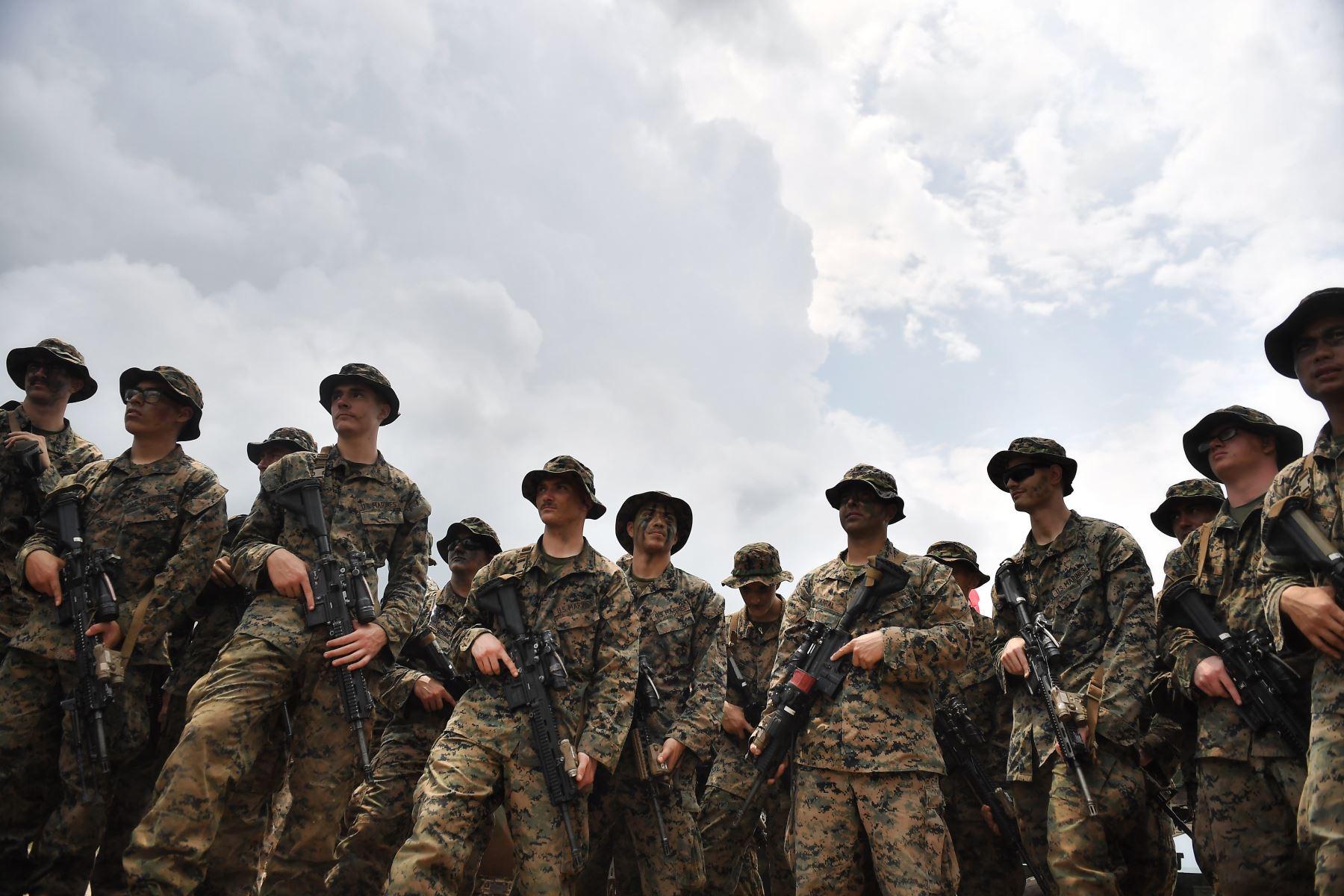 EE. UU. busca dotarse de una Armada «más letal» para enfrentar a China