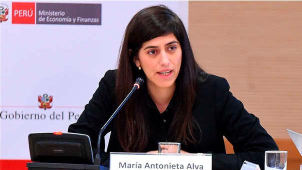 María Alva sobre demanda tributaria: «Deudas equivalen a la mitad del presupuesto de salud»
