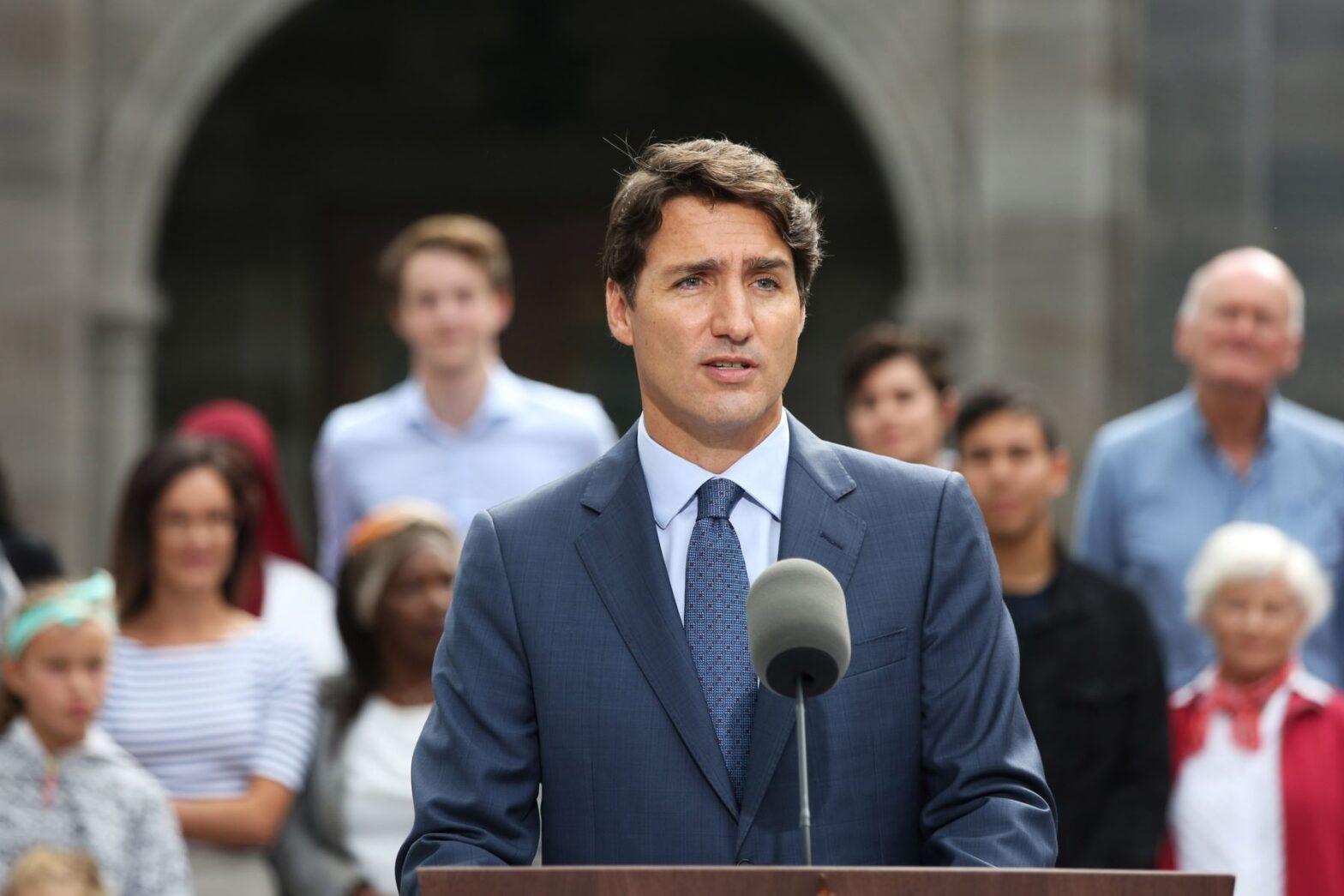 Canadá: Trudeau se compromete a crear un millón de empleos para salir de la crisis
