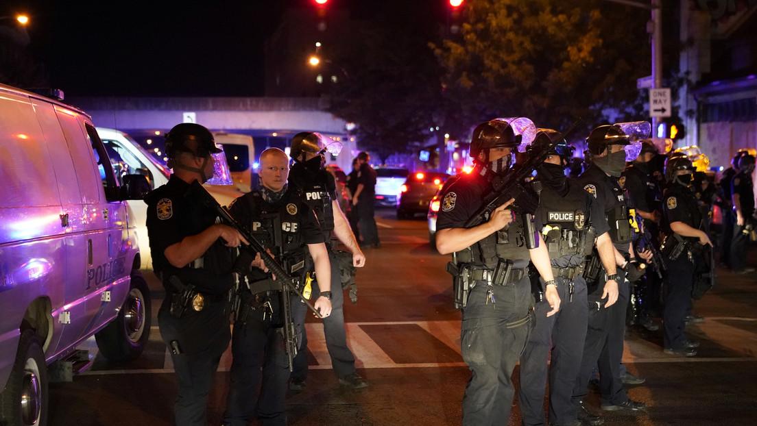 Tirotean en EE.UU. a dos policías en medio de las protestas por el veredicto en el caso de Breonna Taylor (VIDEOS)