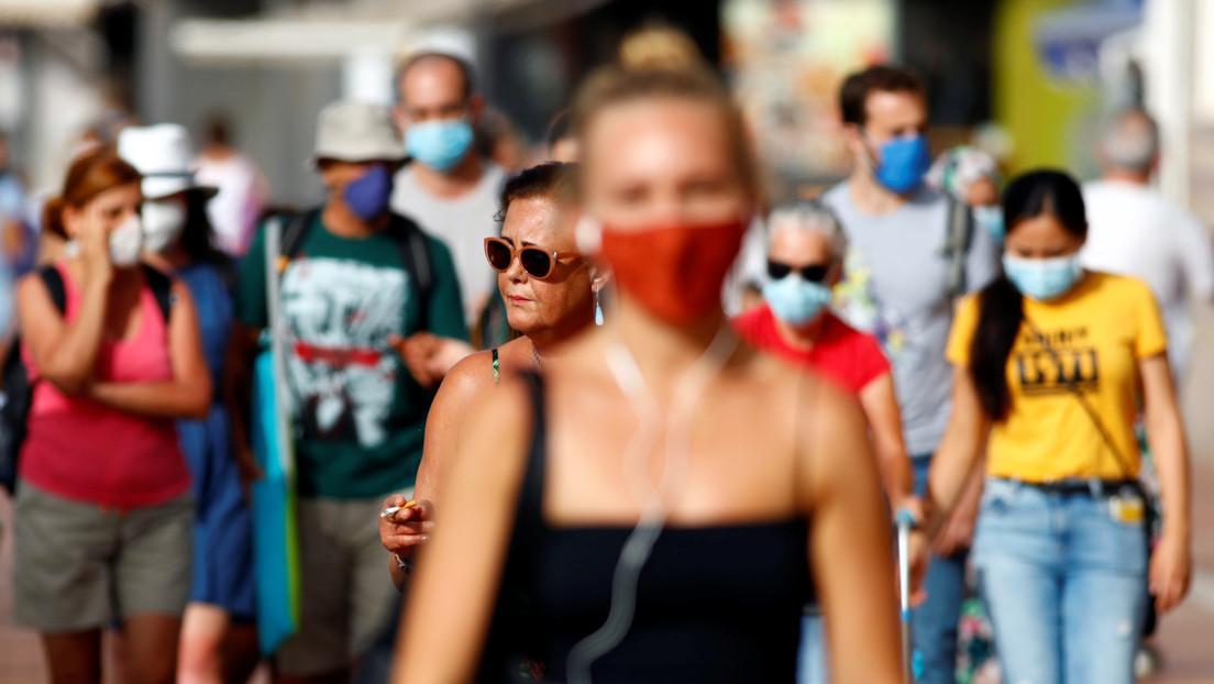 La UE llama a actuar «de inmediato» para atajar el «preocupante» aumento de casos de covid-19 y «evitar una repetición de la última primavera»