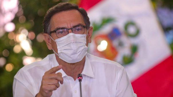 Martín Vizcarra aseguró que el país está a la vanguardia en la lucha contra el cambio climático