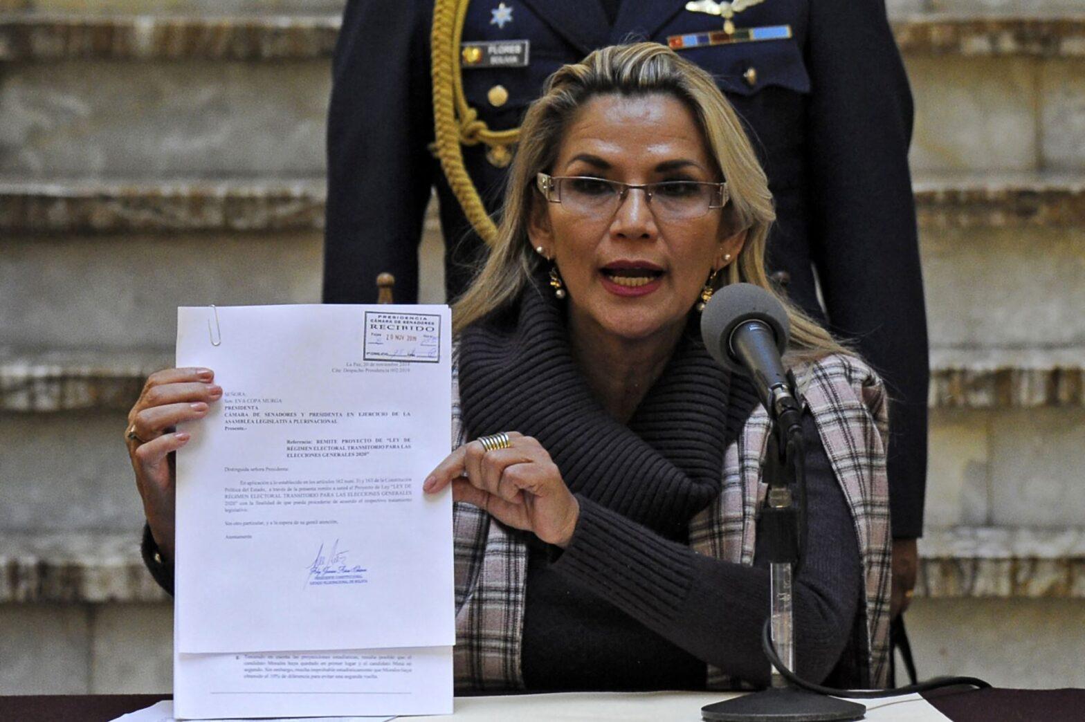 Bolivia denuncia en la ONU un «acoso sistemático» por parte de Argentina
