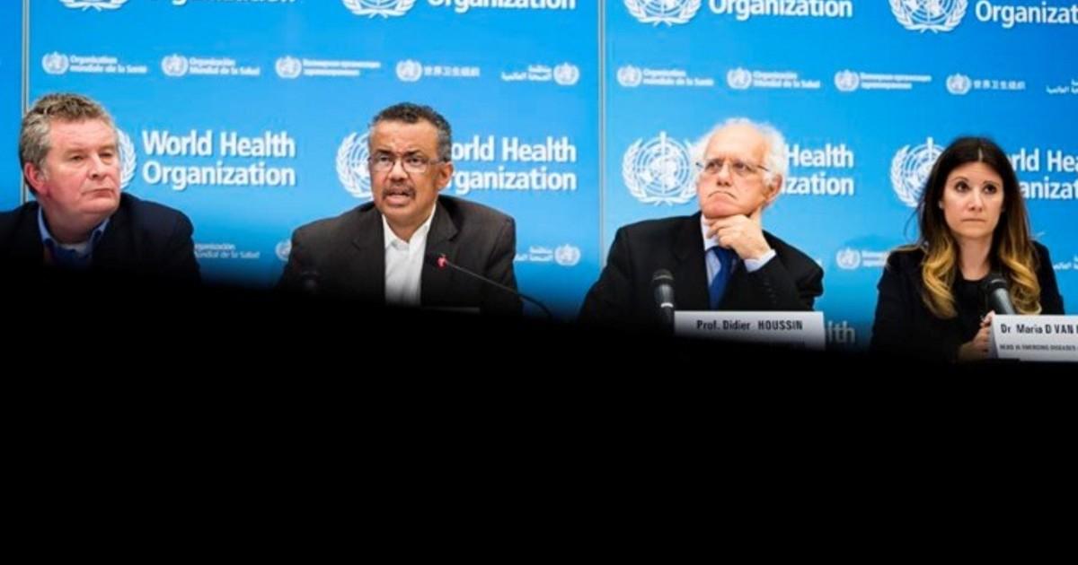 OMS: Estudios muestran que menos del 10% de la humanidad tiene anticuerpos contra la COVID-19