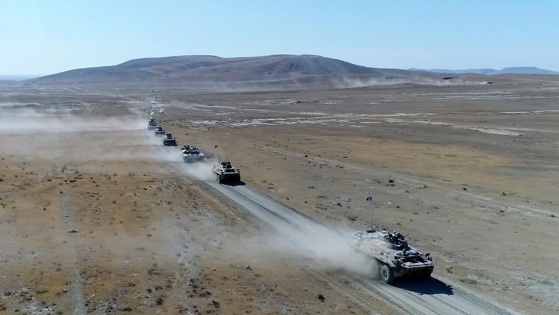 Turquía anuncia que apoyará a Azerbaiyán «por todos los medios» tras la escalada con Armenia