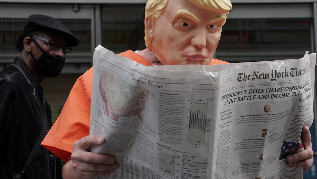 Evasión de impuestos, bancarrota y una operación de marketing: El gran fraude de Trump