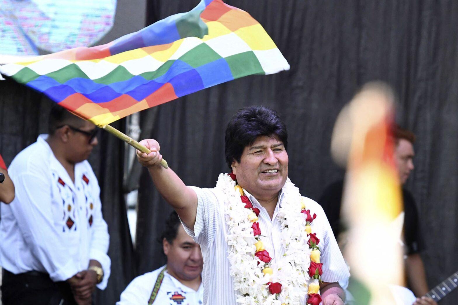 Interpol rechaza pedido de Bolivia para detener a Evo Morales