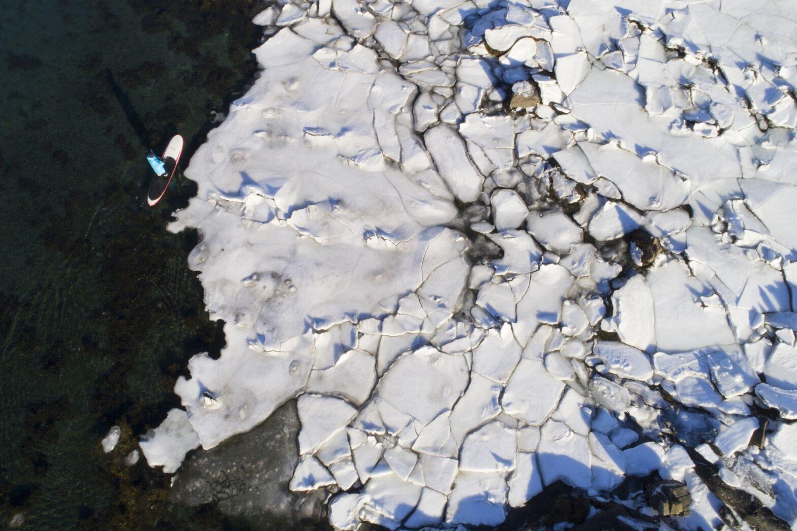 Revista Nature: Groenlandia perderá más hielo este siglo que en los últimos 12,000 años