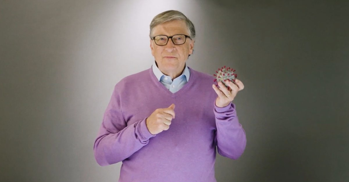 Bill Gates predijo cuándo volverá la normalidad y qué terapia podría reducir la tasa de mortalidad del COVID-19