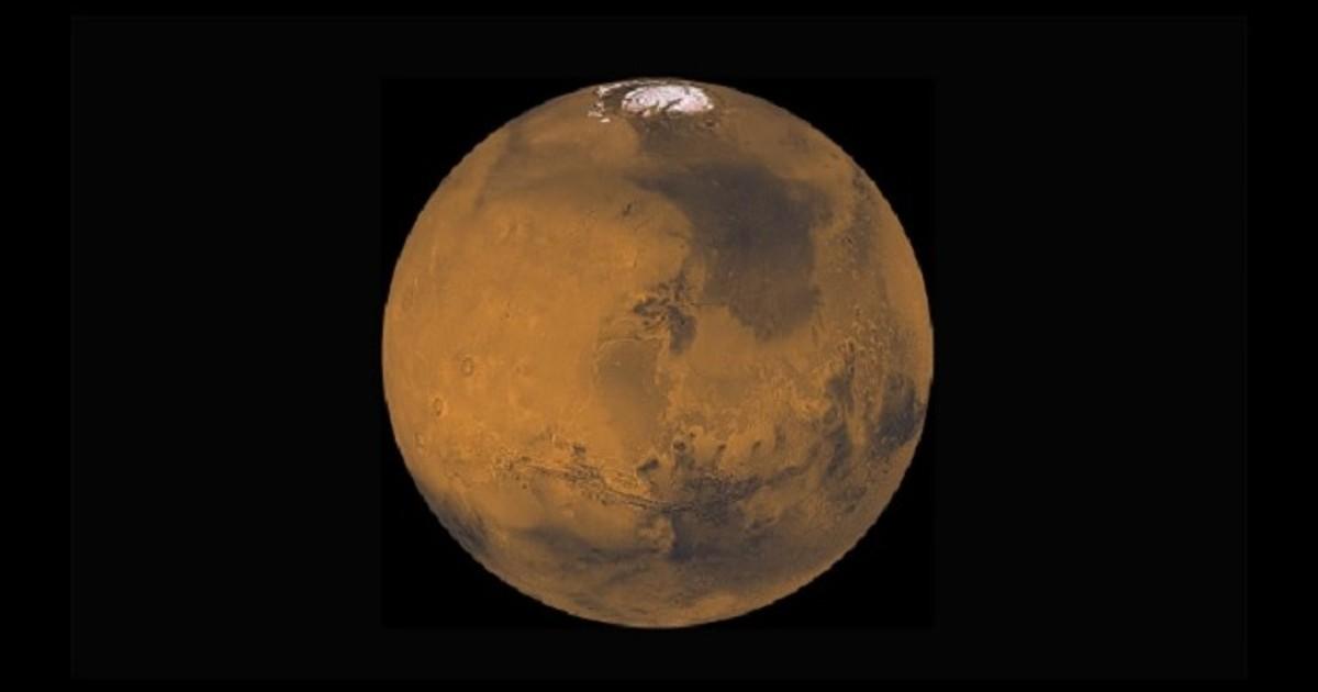 Marte estará más cerca que nunca de la Tierra y se podrá ver en el cielo nocturno