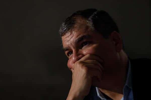 Ecuador solicitará a Interpol el arresto del expresidente Rafael Correa – Diario Expreso