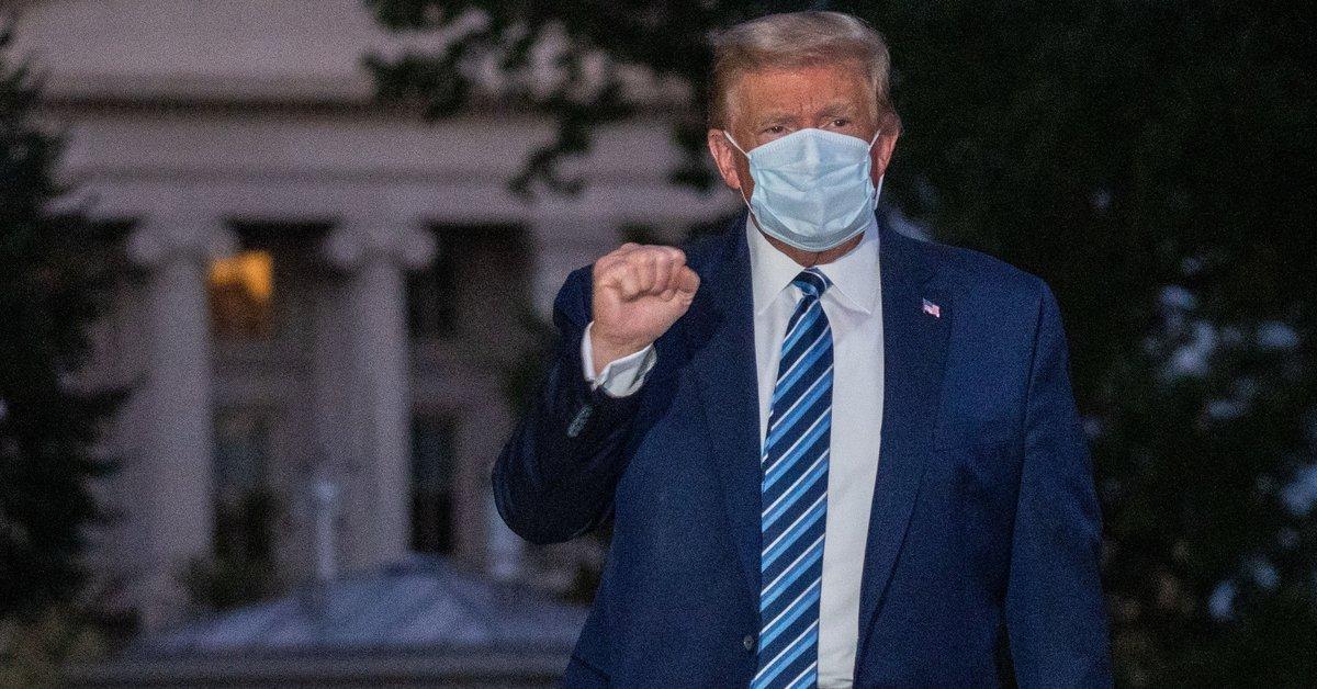 """Donald Trump: """"La culpa del coronavirus ha sido de China y lo van a pagar"""""""