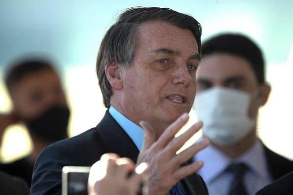 Jair Bolsonaro destituye al portavoz de la Presidencia de Brasil – Diario Expreso
