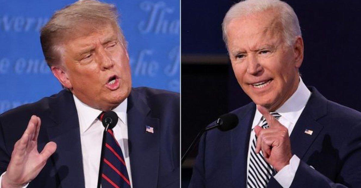 Donald Trump no participará en el debate contra Joe Biden porque la organización decidió que sea virtual