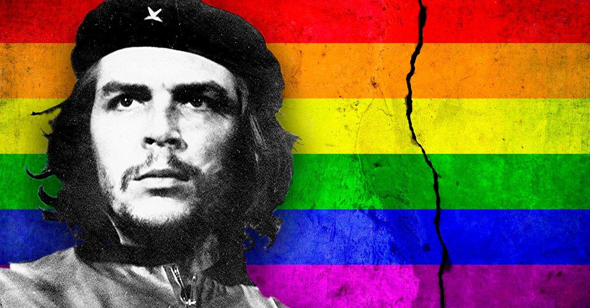 """El Che Guevara y su odio implacable contra los homosexuales, a los que condenó a trabajos forzados """"para curarlos"""""""