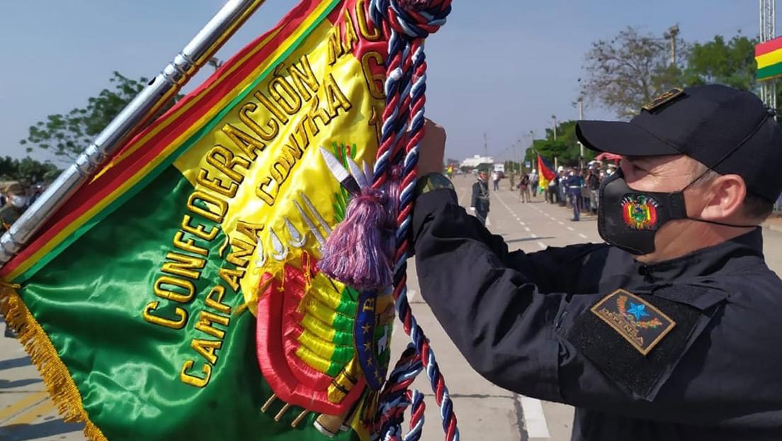 Bolivia homenajea a los militares que mataron al 'Che' Guevara y amenaza de muerte a «cubanos, venezolanos y argentinos»