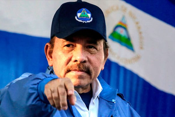 Nicaragua: reos «políticos» del régimen autoritario amenazan con coser sus párpados por su libertad – Diario Expreso