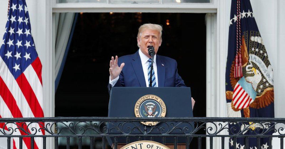 """Donald Trump: """"La OMS admitió que yo tenía razón, las cuarentenas están matando países en todo el mundo"""""""