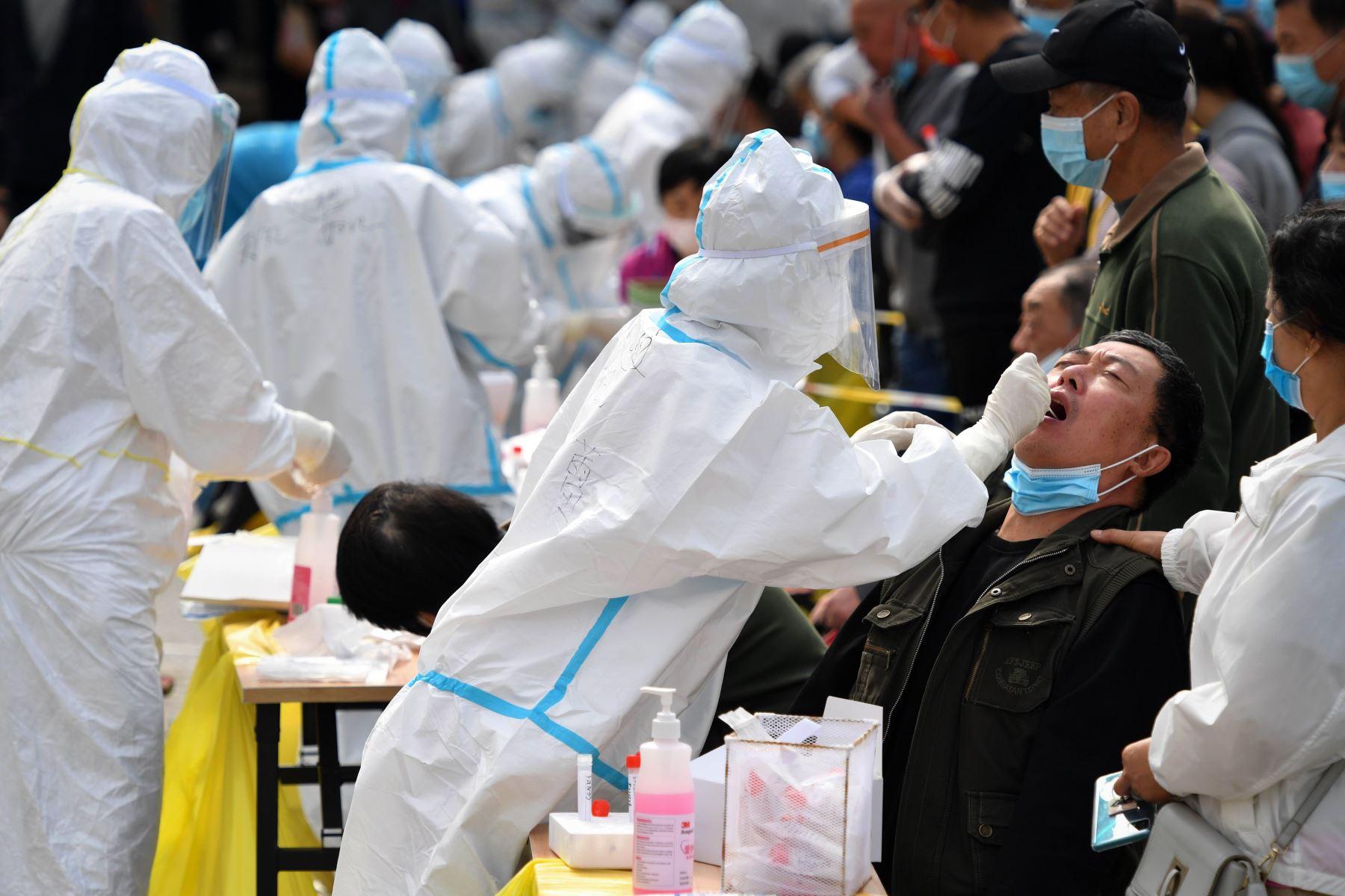 China realiza tres millones de test de covid-19 en dos días y en una sola ciudad