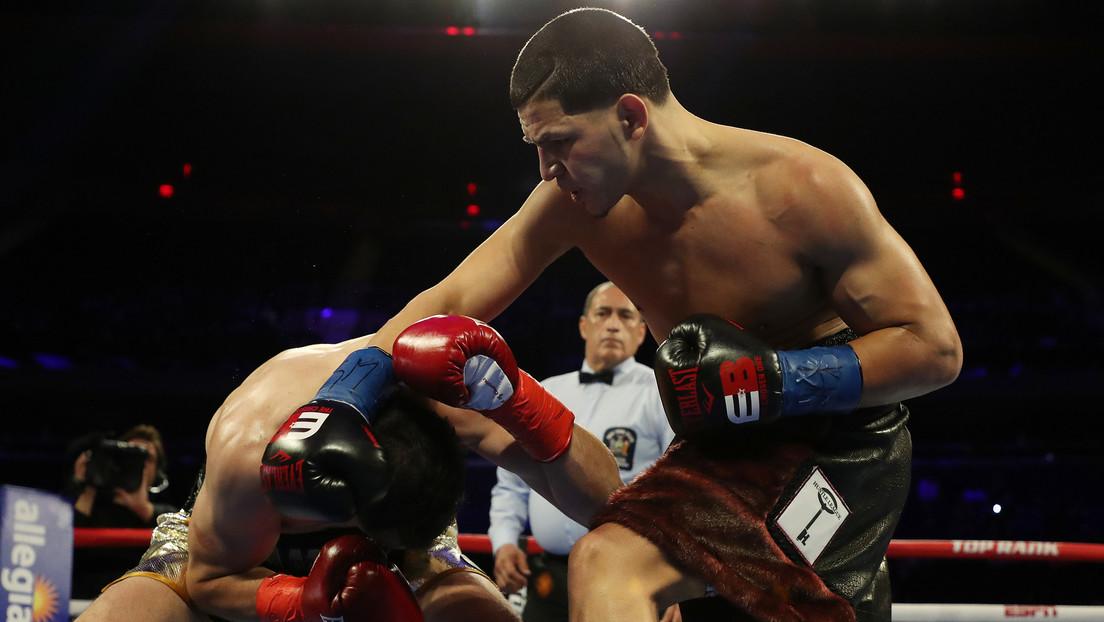 «¡Soy un maldito monstruo!»: Edgar Berlanga gana su 15° combate por KO en el primer asalto e impresiona a Mike Tyson