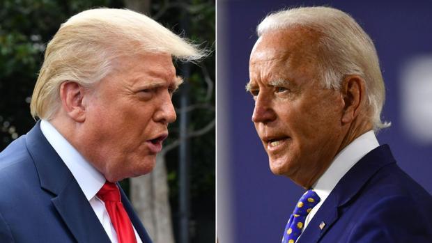 Biden y Trump se acusan mutuamente de recibir dinero de Gobiernos extranjeros – Diario Expreso