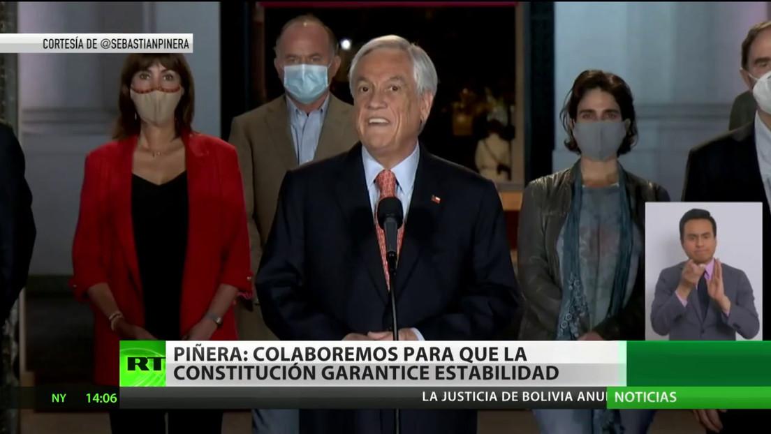 Un paso hacia el futuro: Chile aprueba redactar la ley fundamental de 1980