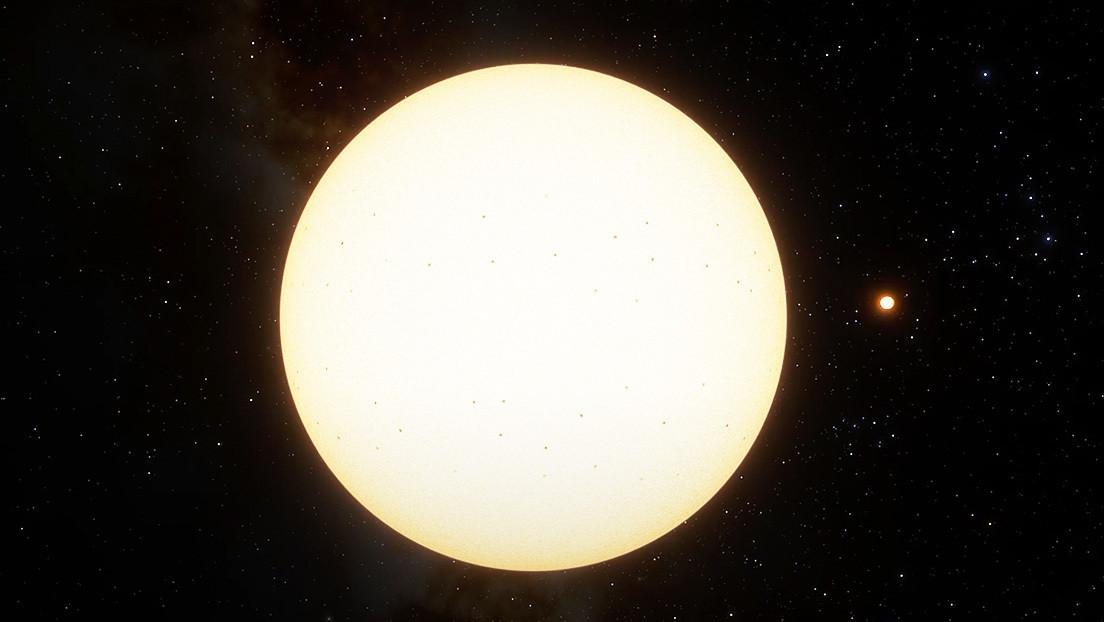 Astrónomos caracterizan por primera vez la atmósfera de un exoplaneta que «no debería existir»