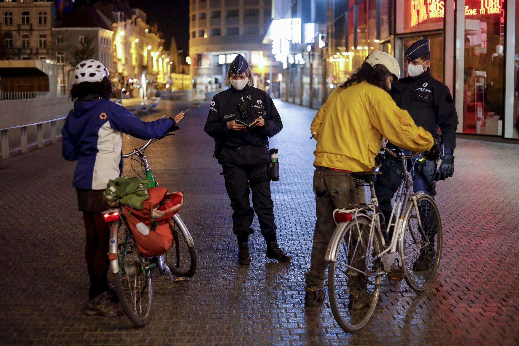 Bélgica se convierte en el país europeo más golpeado por segunda ola del covid-19