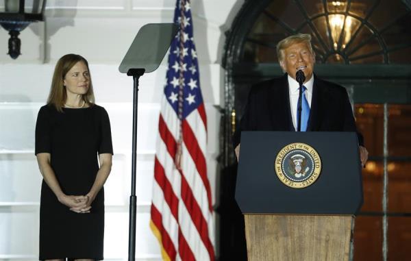El Senado de EE.UU. confirma a Amy Barrett como nueva jueza del Tribunal Supremo – Diario Expreso