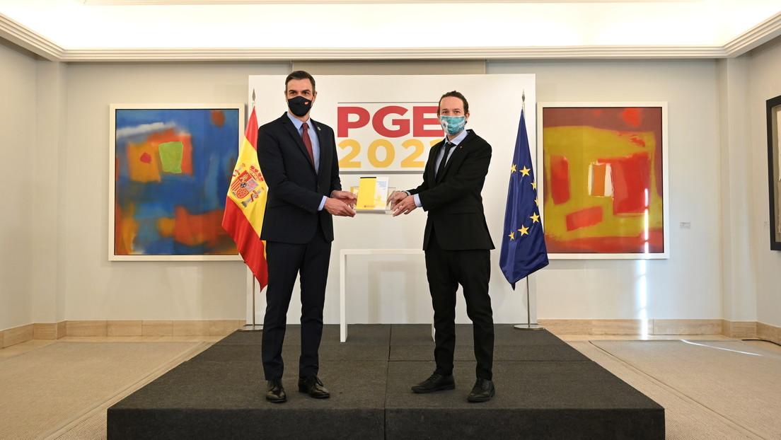 La importancia de los detalles: cómo una cena organizada por un periódico devoró narrativamente los Presupuestos en España