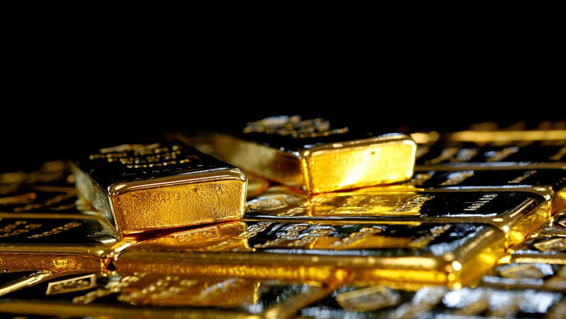 Los bancos centrales venden oro por primera vez en 10 años a causa de la pandemia