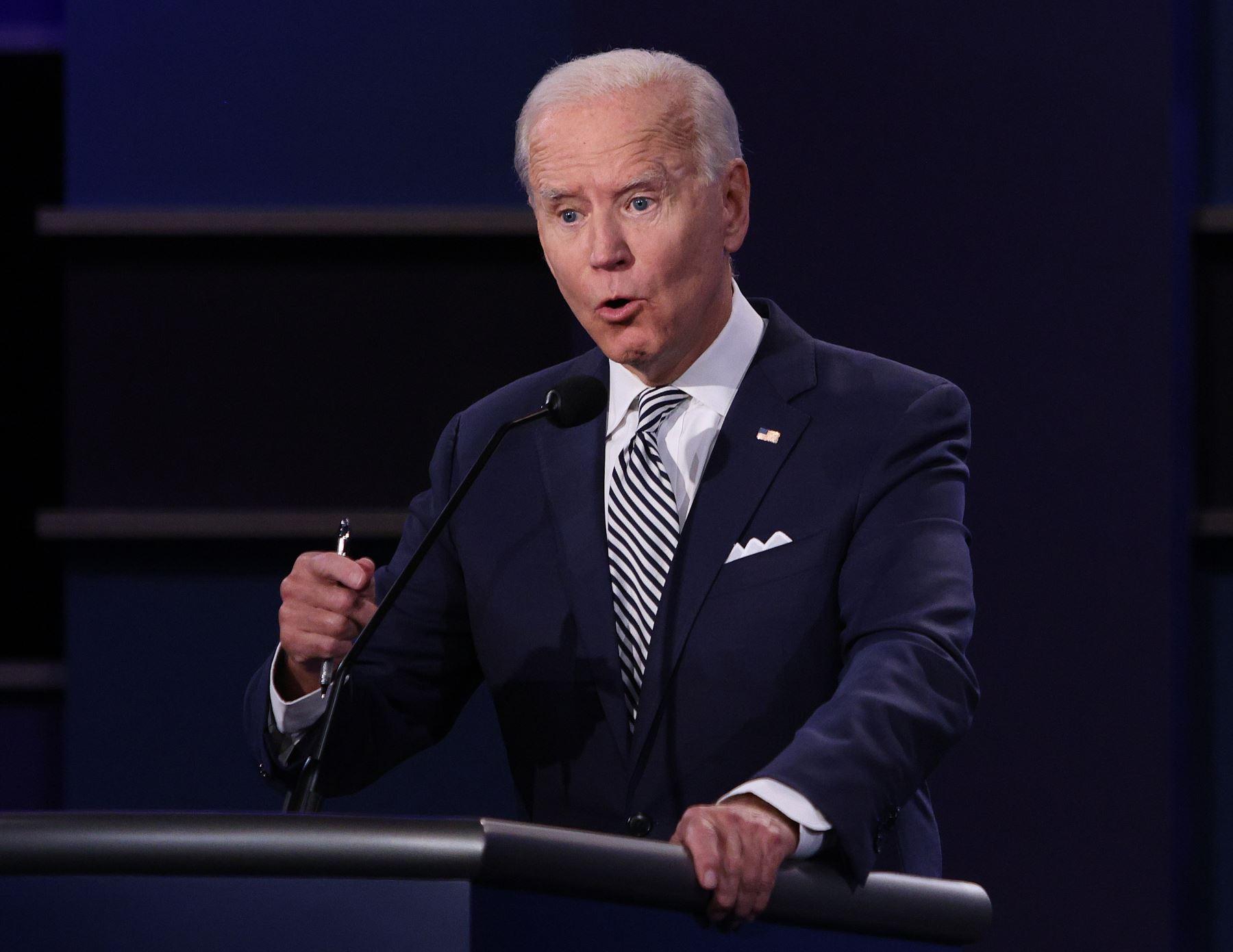 """Estados Unidos: Biden llama a terminar con la """"cruel"""" agenda antinmigrante de Trump"""