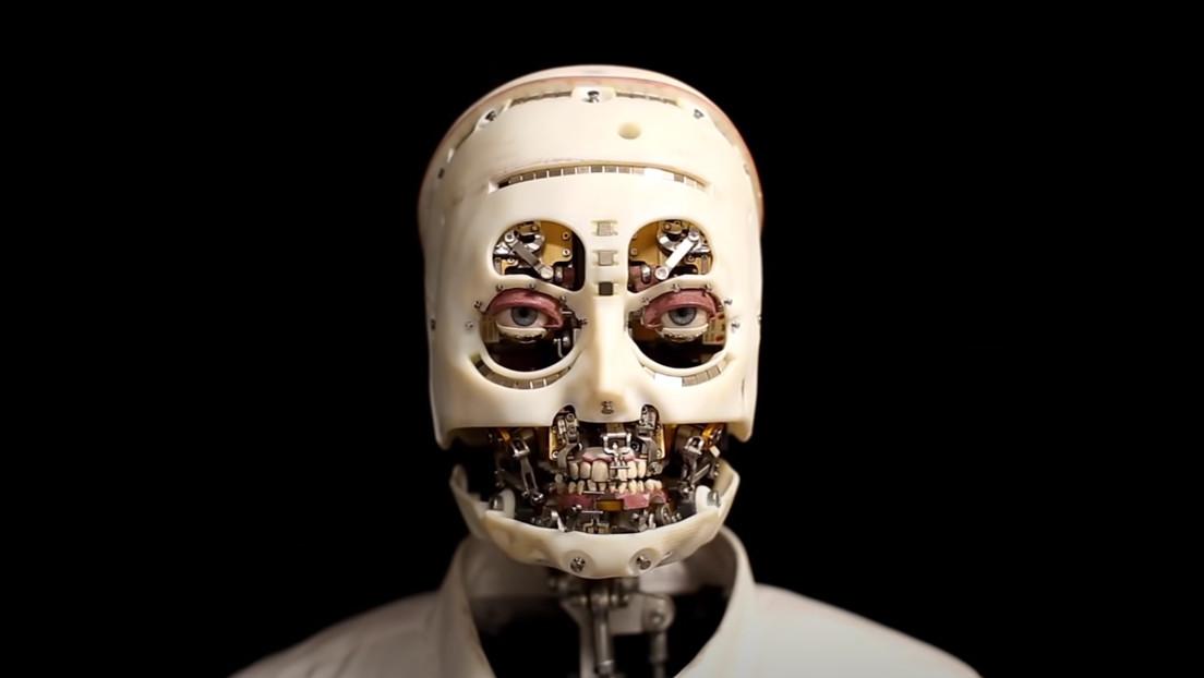 VIDEO: Disney presenta un androide que parpadea, te mira directamente a los ojos y 'se queda con tu cara'