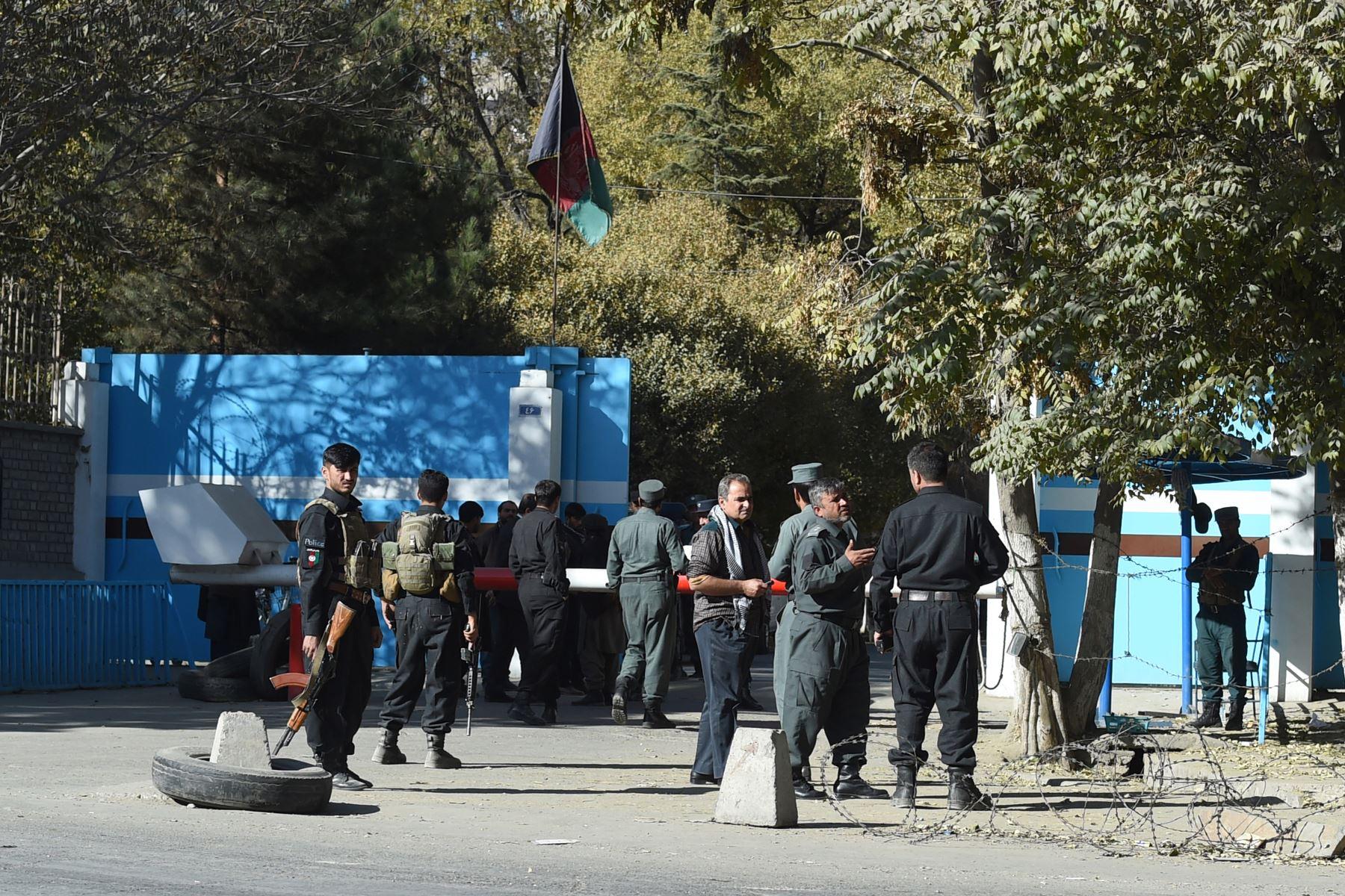 Afganistán: Al menos 19 estudiantes son asesinados en la universidad de Kabul