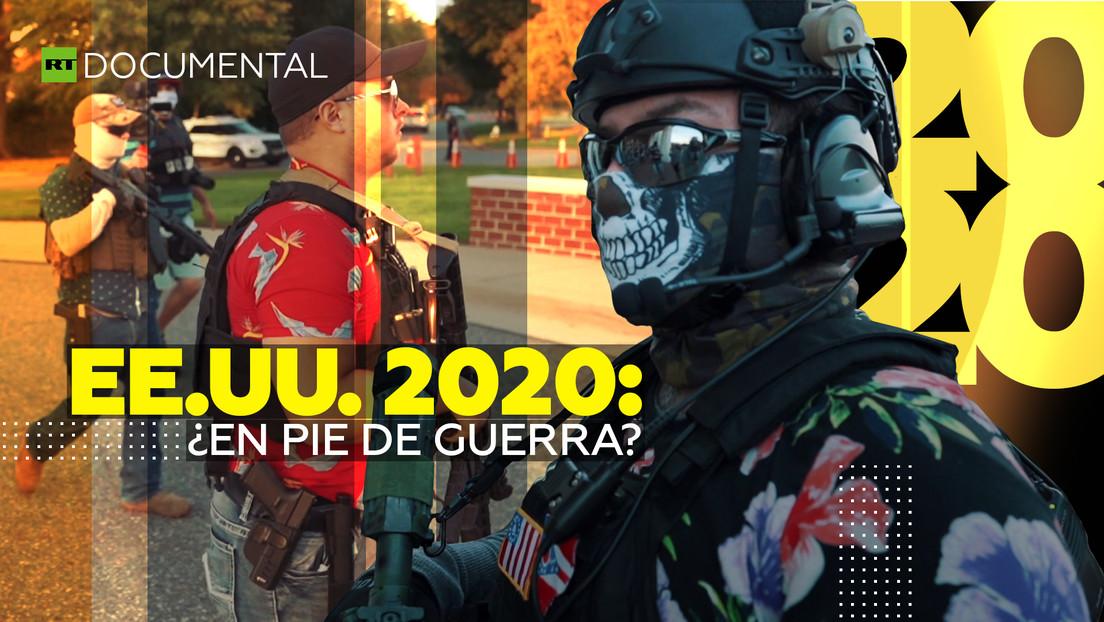 EE.UU. 2020: ¿En pie de guerra?