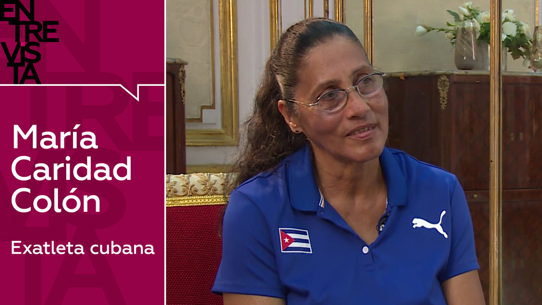 Exatleta cubana María Caridad Colón: «Cuando teníamos algún problema de lesiones o de ánimo, Fidel era nuestro dopaje»