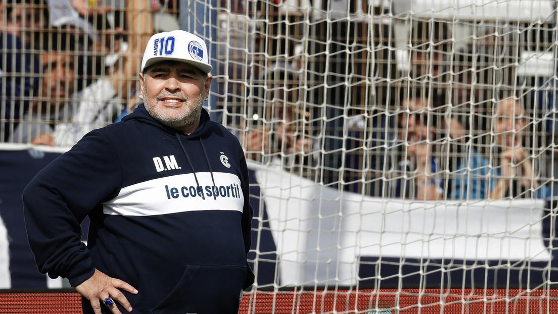 El abogado de Maradona: «El último parte médico fue excelente»