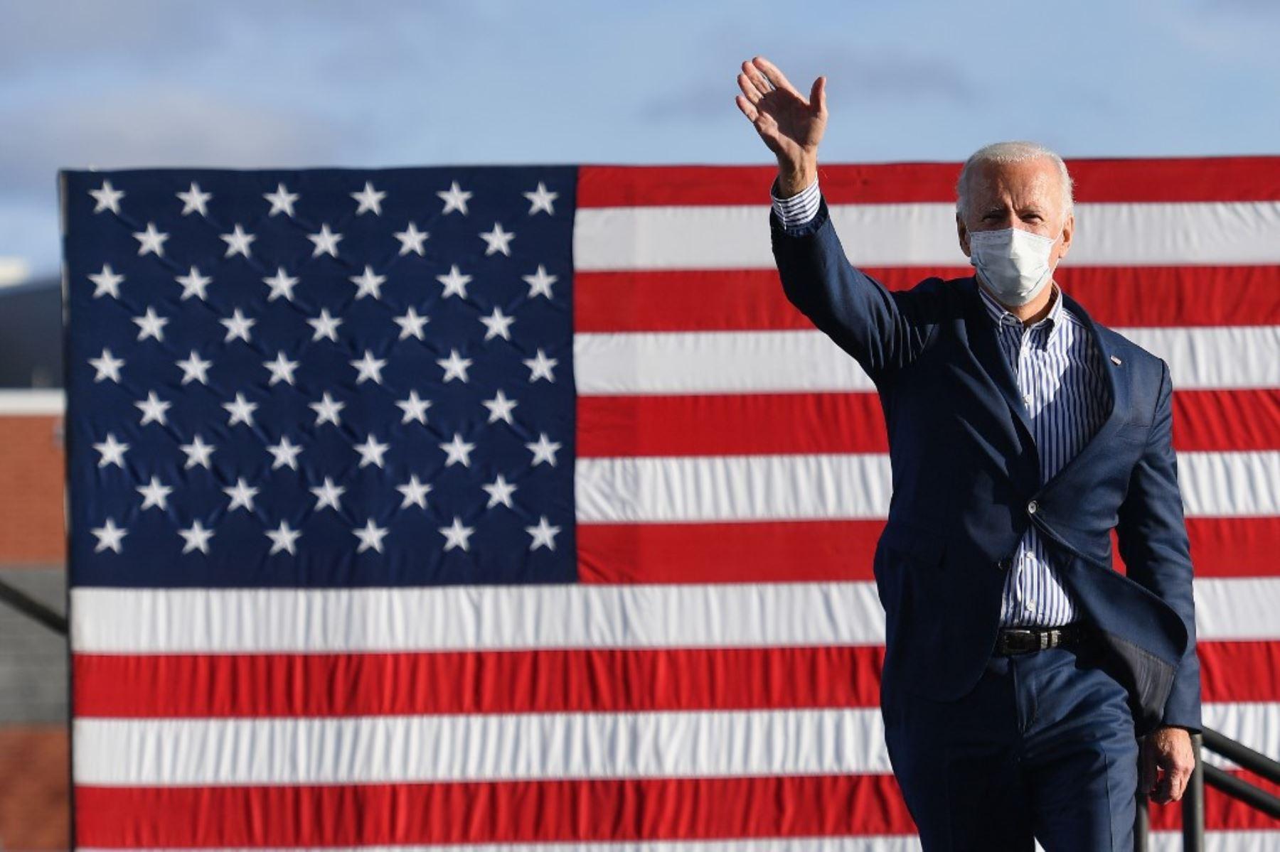 Servicio Secreto de EE. UU. refuerza seguridad de Joe Biden que se acerca a la Casa Blanca