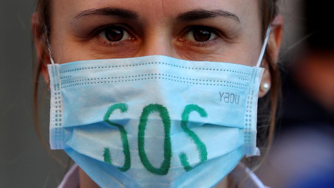 Estudio: uno de cada cinco infectados por coronavirus desarrolla una enfermedad mental