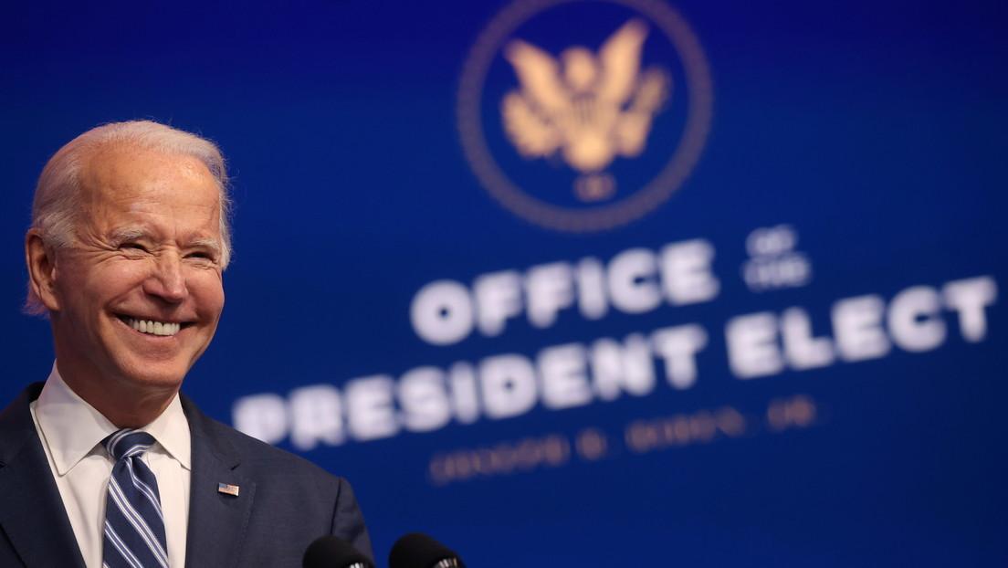 «Esto no ayudará al legado presidencial»: Biden califica como «vergonzosa» la negativa de Trump a reconocer su derrota