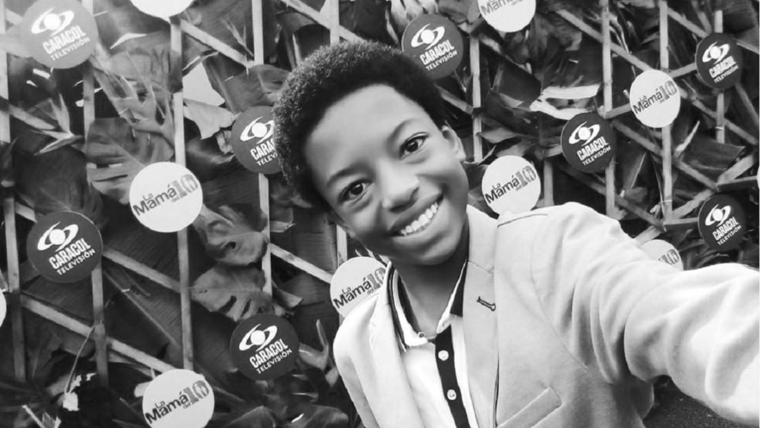 Fallece a los 14 años Cristian Felipe Mosquera, actor colombiano de 'La mamá del 10'