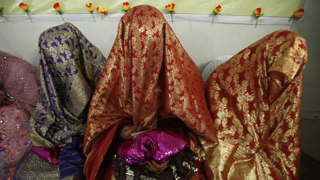 Una niña cristiana de 14 años de Pakistán que huyó de su matrimonio forzado con un musulmán 30 años mayor pide asilo en el Reino Unido