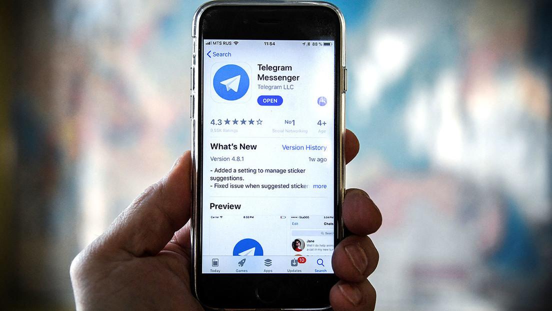 25 millones de nuevos usuarios se unen a Telegram en las últimas 72 horas