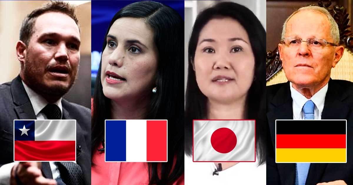 Plantean que solamente hijos de peruanos puedan postular a la presidencia del Perú
