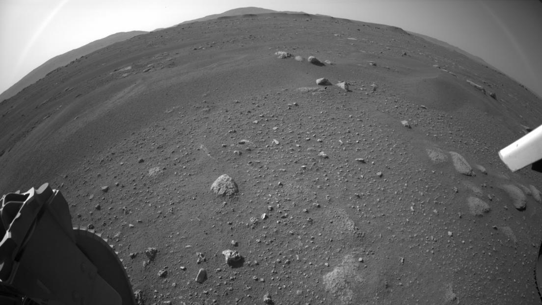 AUDIO: Publican los primeros sonidos jamás grabados en Marte