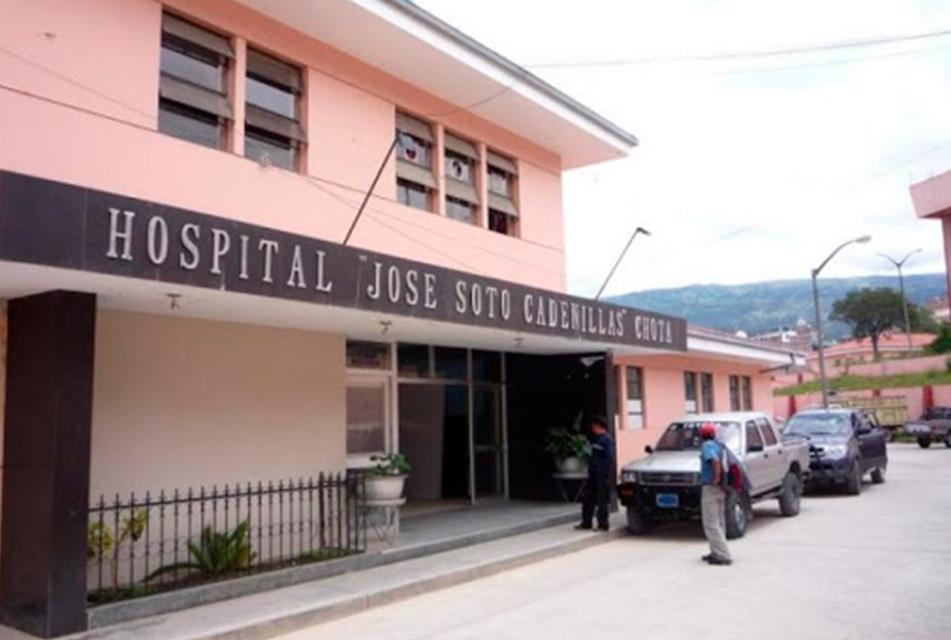 CAJAMARCA: HOSPITAL JOSÉ SOTO CADENILLAS DE CHOTA TENDRÁ DOS PLANTAS GENERADORAS DE OXÍGENO