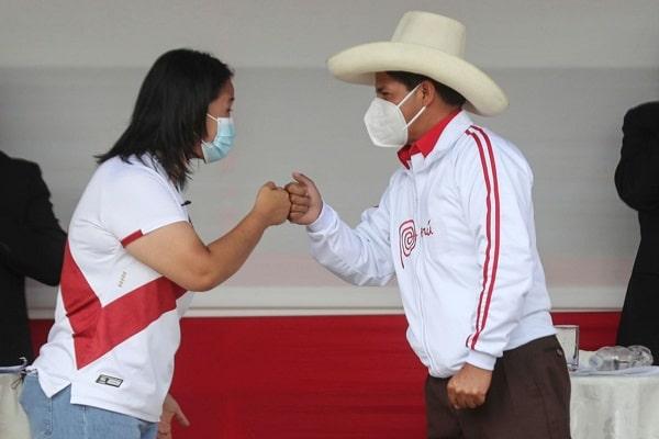 Encuesta CIT: Pedro Castillo (37.6%) y Keiko Fujimori (34.5%)