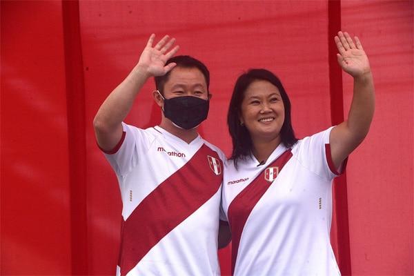Kenji Fujimori a Pedro Castillo: «Sus actitudes cobardes no las vamos a tolerar»