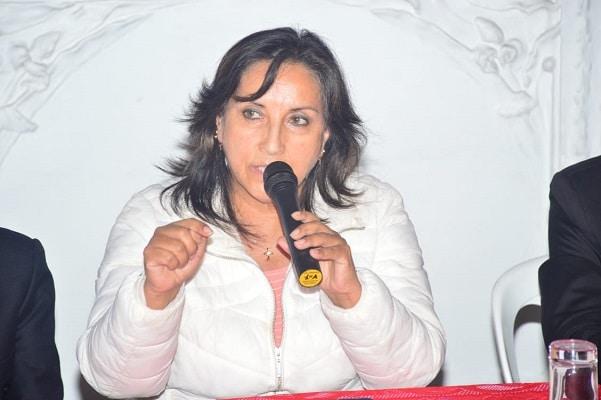 Dina Boluarte miente para evadir a 'Los Dinámicos del Centro'